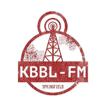 KBBL Radio by mctees