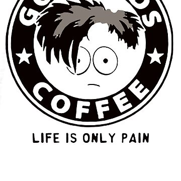 Goth Kids Coffee by rivanShop