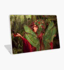 Fairy of Peace Laptop Skin
