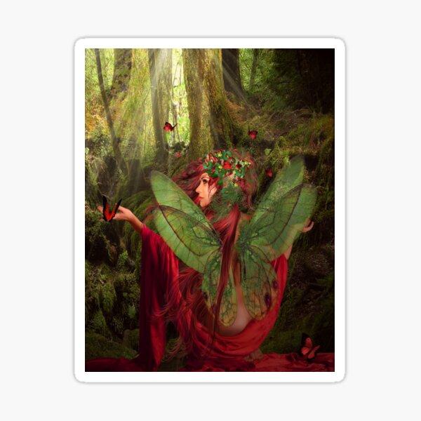 Fairy of Peace Sticker
