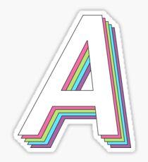 3D layered 2.0 - alpha Sticker