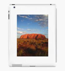Ayers Rock, Uluru, Australia iPad Case/Skin
