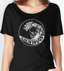 the wars on drugs Women's Relaxed Fit T-Shirt