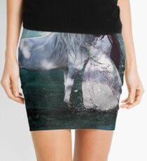 Faith of the unicorn Mini Skirt