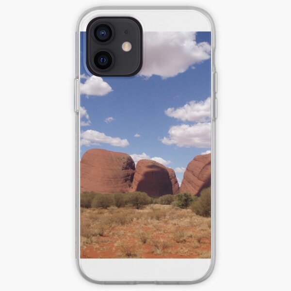 The Olgas, Australia  iPhone Soft Case