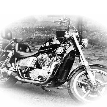 motor bike by cynthiab