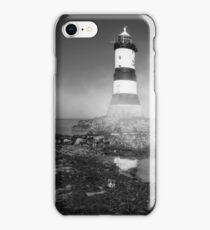 Penmon Lighthouse iPhone Case/Skin