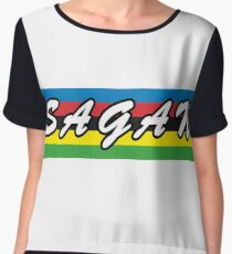 Peter Sagan - World Champion Women's Chiffon Top
