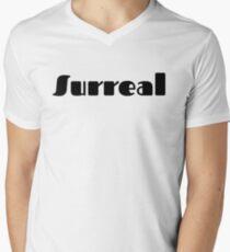 surreal Men's V-Neck T-Shirt