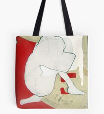 mapping myself3 Tote Bag