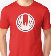 Red Wind Ranger - Ninja Storm Unisex T-Shirt