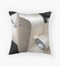 Perfect Pearl Pink Throw Pillow
