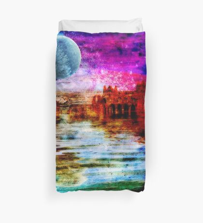 Whitby Abbey Duvet Cover