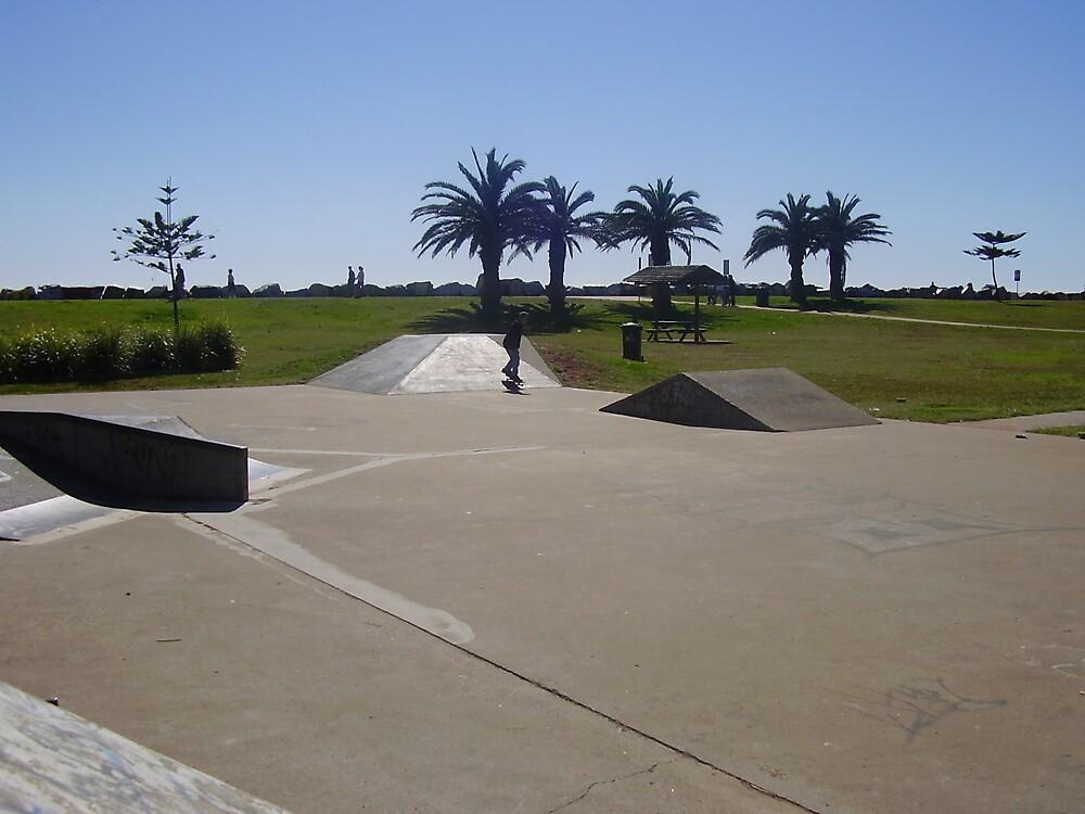 skate park by killzone350z
