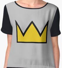 Betty's Jughead crown T-shirt Riverdale / Bughead Chiffon Top