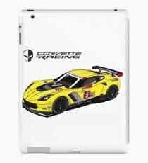 Corvette Racing C7R iPad Case/Skin