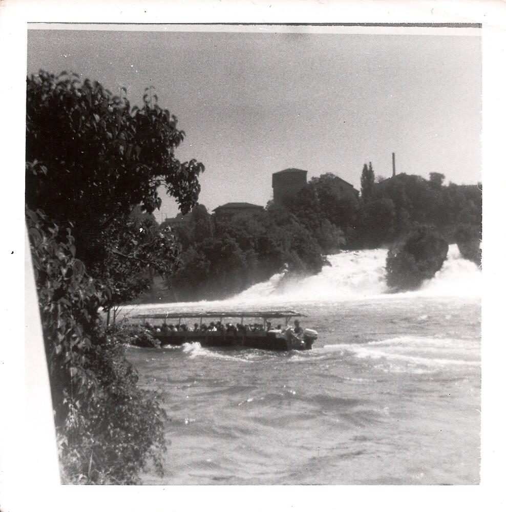 River Cruise by Patrick Ronan