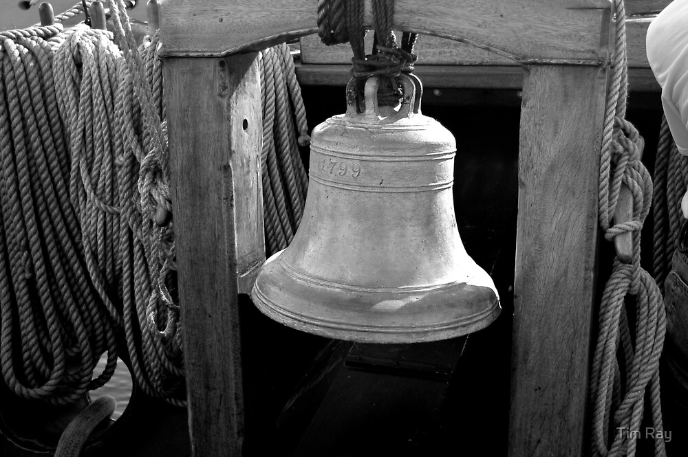 Ship's Bell by Tim Ray