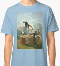 Francisco De Goya Y Lucientes - The Straw Manikin Classic T-Shirt
