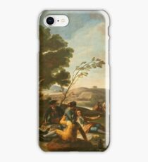 Francisco De Goya Y Lucientes - The Picnic iPhone Case/Skin