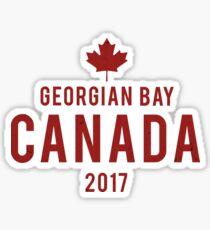 Georgian Bay Sticker