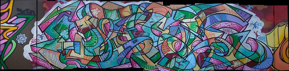 psychadelic by Joseph Barrows
