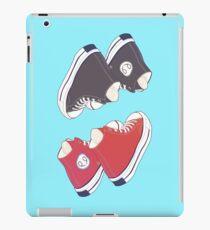 hi tops iPad Case/Skin