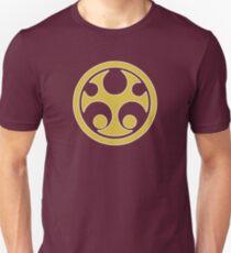 Crimson Thunder Ranger - Ninja Storm Unisex T-Shirt