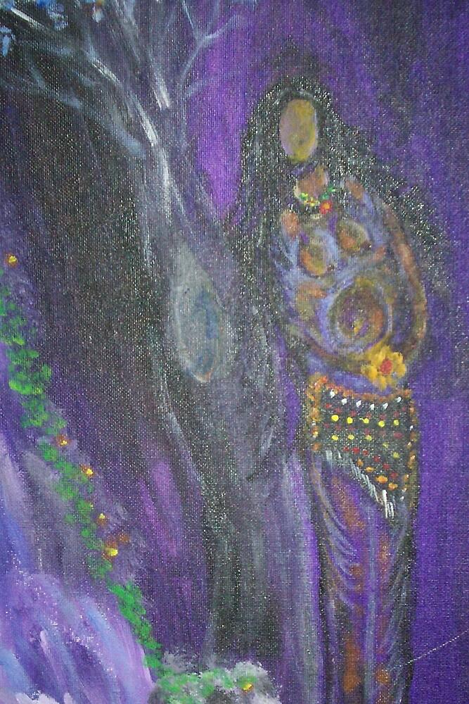 Purple Moon by SIMPLICITY