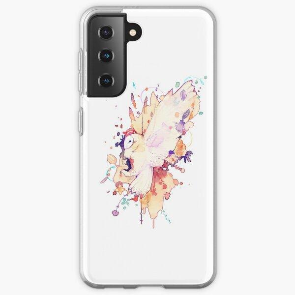 La duquesa lechuza Samsung Galaxy Soft Case
