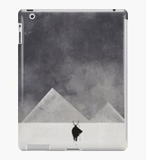 Mountain men iPad Case/Skin
