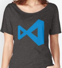 visual studio code Women's Relaxed Fit T-Shirt