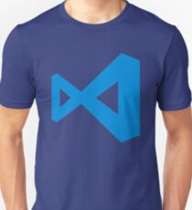 visual studio code Unisex T-Shirt