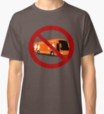 Anti Free Speech Bus - Anti Hate  Classic T-Shirt