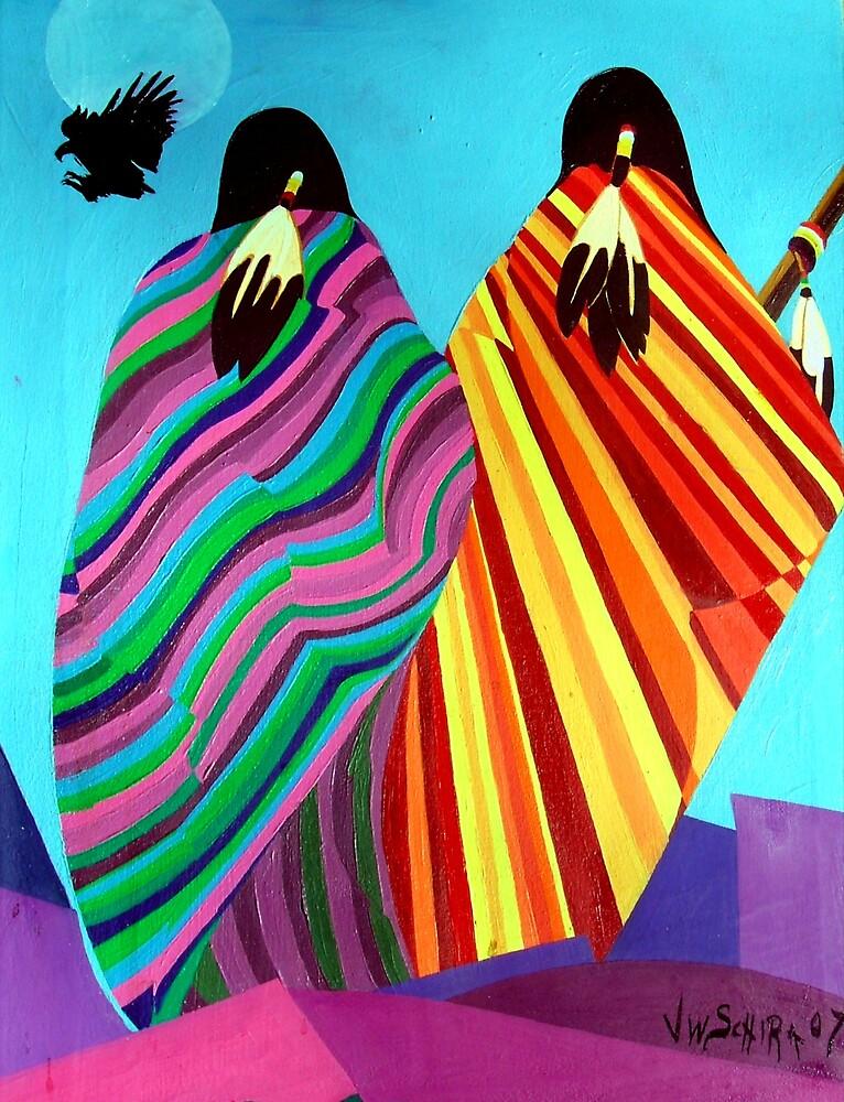 Returning to the Old Ways by Jamie Winter-Schira