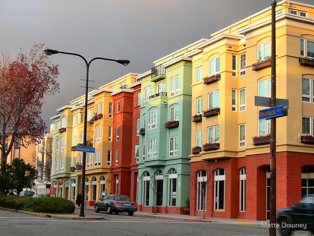 Berkley street by Matte Downey