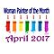 Woman Painter of the month - APRIL 2017