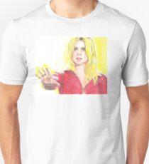 Billie Piper as Rose Tyler Unisex T-Shirt