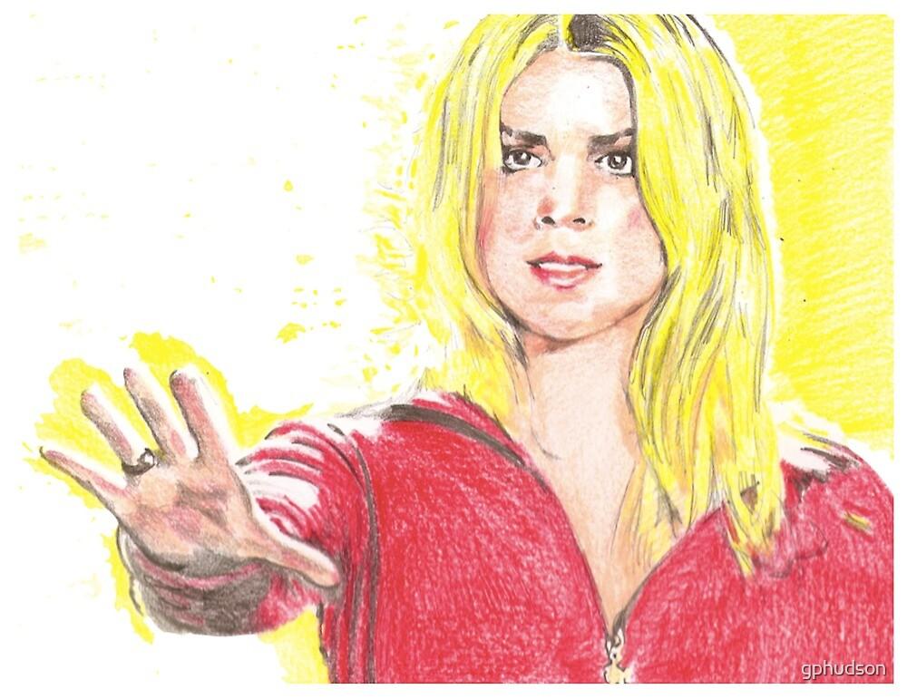 Billie Piper as Rose Tyler by gphudson