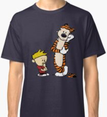 Let Me Think Calvin Classic T-Shirt