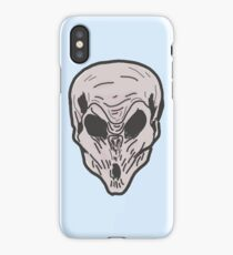 The Silence iPhone Case