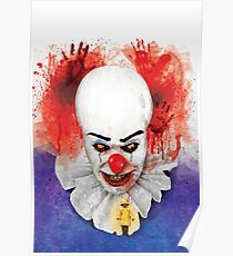 It is Pennywise and Pound Foolish Fan Art Poster