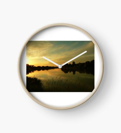 The Magic of the Moment... Clock