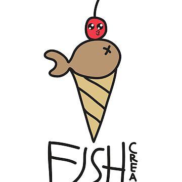 Fish Cream by aografz