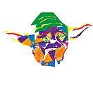 Yoda LSD by 2piu2design
