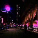 CITY LIGHTS I by sandraxvms