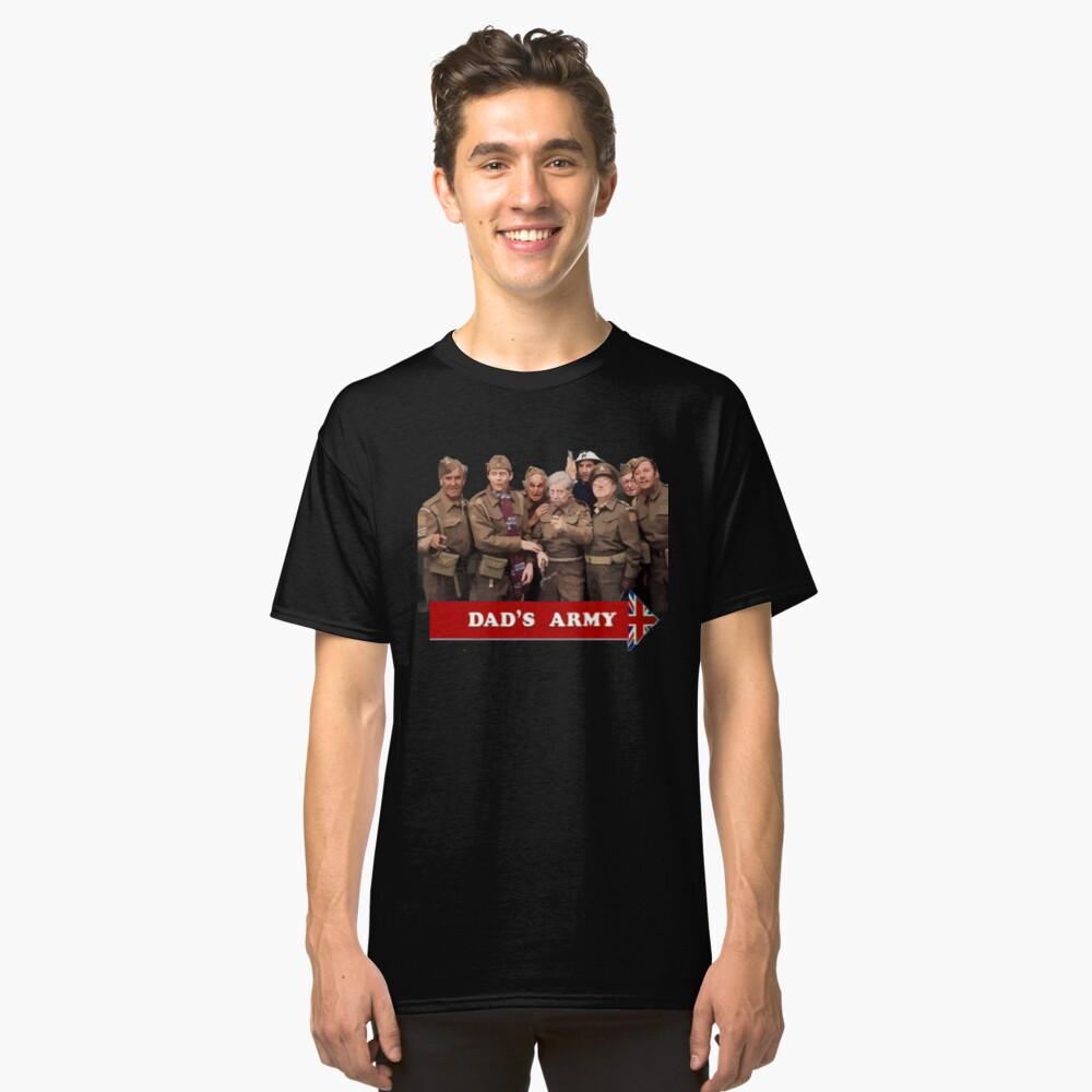 El ejército de papá Camiseta clásica