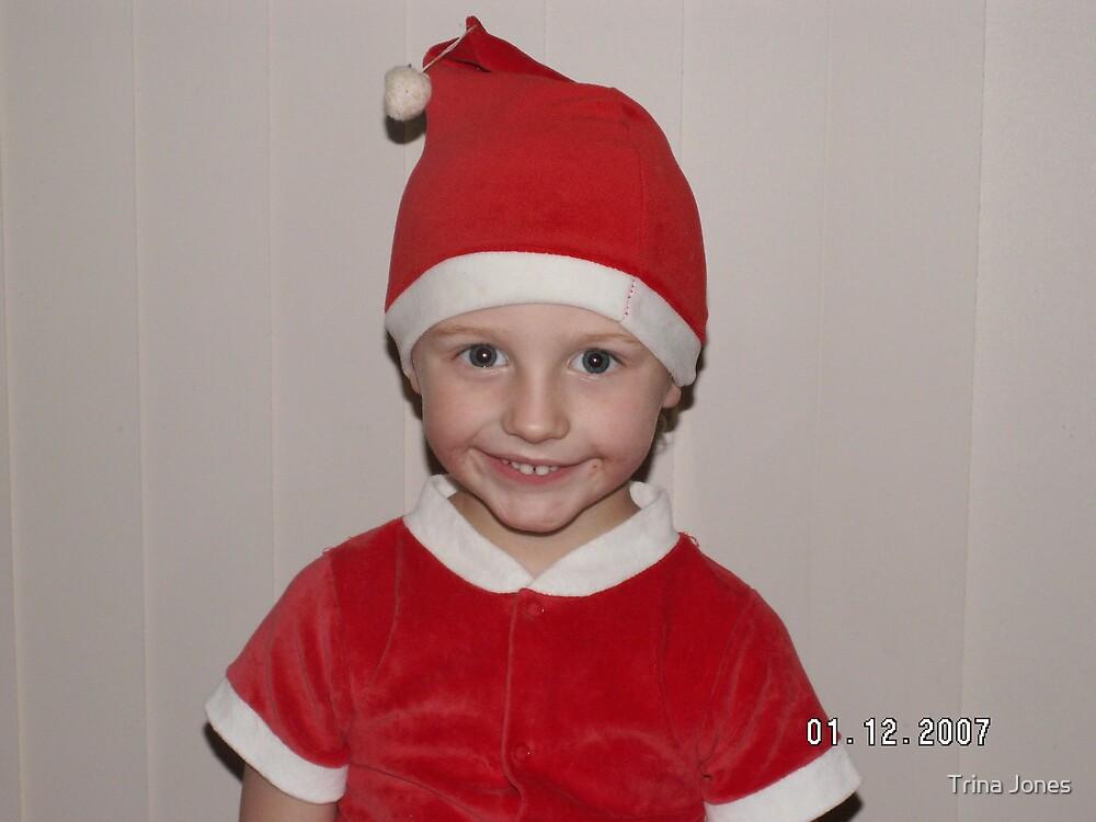 Taylan Wishing you a Merry Christmas for 2007 by Trina Jones