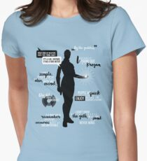 Mass Effect - Liara Quotes T-Shirt