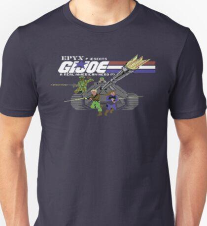 Gaming [C64] - G.I Joe T-Shirt